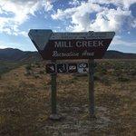 Mill creek recreation area