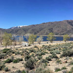Topaz lake recreation area