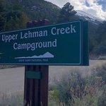 Upper lehman creek campground