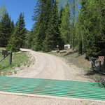Anderson meadow campground
