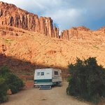 Big bend campground