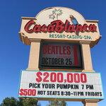 Casa blanca resort casino
