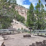 Castle rock campground