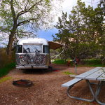Castle rock campground