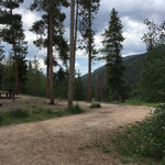 Christmas meadows campground