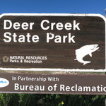 Deer creek state park ut