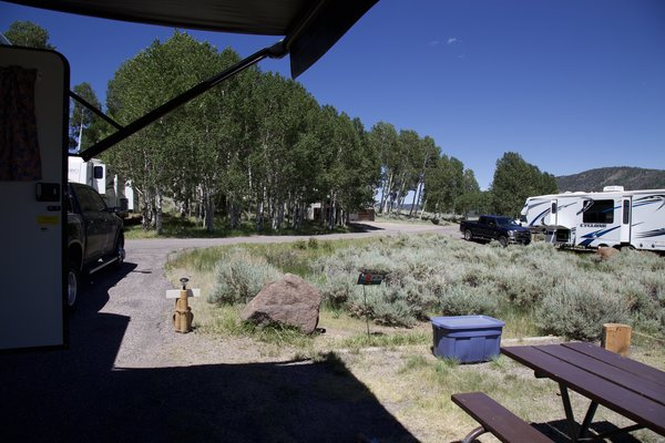 Doctor creek campground