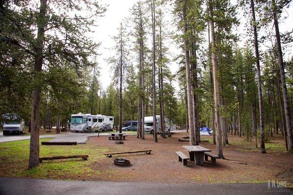 yellowstone madison campground map Madison Campground Reviews Updated 2020 yellowstone madison campground map