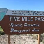 Fivemile pass ohv