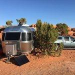 Hamburger rock campground