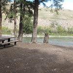 Red hills campground