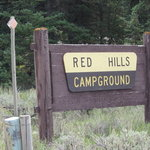 Red hills campground