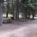 Crystal creek campground