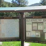 Mahogany cove campground