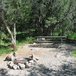 Mahogany cove campground