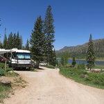 Navajo lake campground