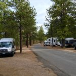 North campground bryce canyon national park