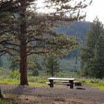 Panguitch lake campground