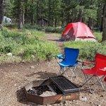 Panguitch lake campground