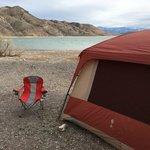 Paiute campground