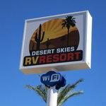 Desert skies rv resort