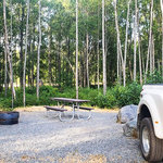 Bird creek campground