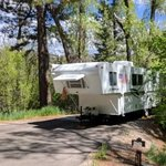 Ponderosa campground uinta wasatch cache nf
