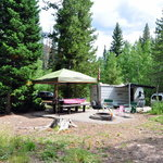 Smith morehouse campground