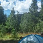 Soapstone campground
