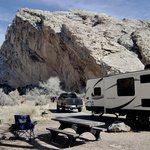 Split mountain campground