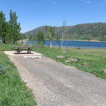 Spruces campground dixie nf