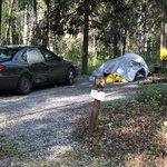 Centennial campground anchorage ak