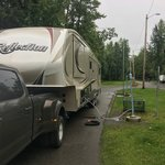 Centennial campground anchorage ak