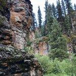 Three creeks reservoir