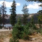 Washington lake campground
