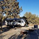 White sands campground