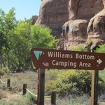 Williams bottom campground