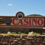 Diamond mountain casino hotel