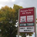 Hangin tree rv park
