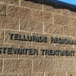 Telluride wastewater treatment plant
