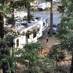 Bass lake rv resort