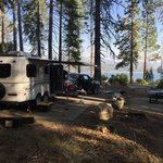 Lower billy creek campground