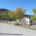 Moab rim rv campark cabins