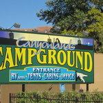 Canyonlands rv resort campground