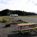 Deep creek beach campground