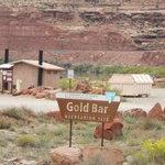Gold bar campground