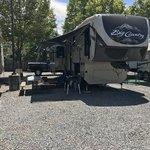 Sonoma county fairgrounds rv park