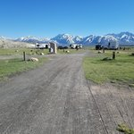 Browns owens river campground