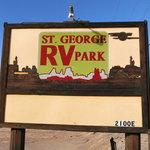 St george rv park campground