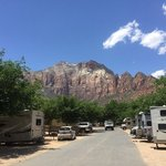 Zion canyon campground rv resort